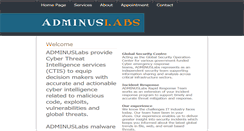 Preview of adminuslabs.net